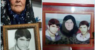 مرد دوران سخت جنگ و نبرد و دفاع، شهید مرحمت فلاح زرینکار